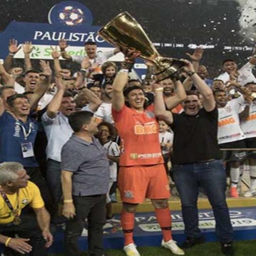 Vagner Love marca no fim, Corinthians vence São Paulo e conquista tri do Paulista