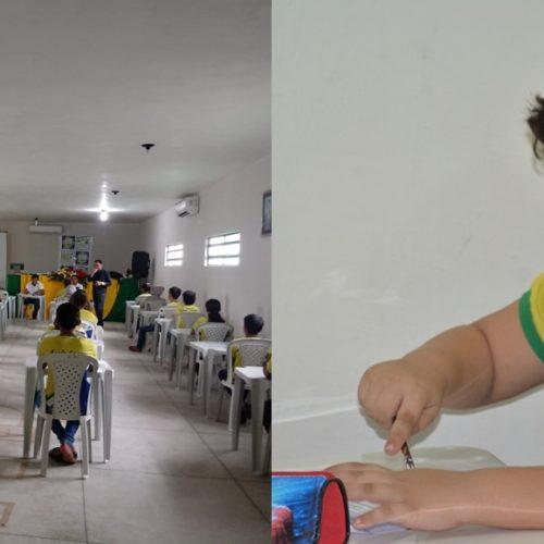 Prova 'Avalia Belém' é realizada pela Secretaria para diagnosticar o nível de conhecimento dos alunos