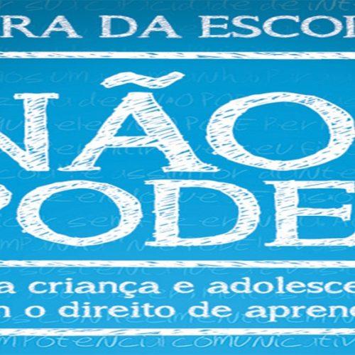 VILA NOVA│NUCA realiza culminância da campanha Fora da Escola não Pode; veja vídeo