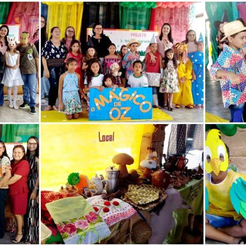 Em Alagoinha, alunos da Escola Francisco Teodoro de Brito realizam culminância de projetos educacionais