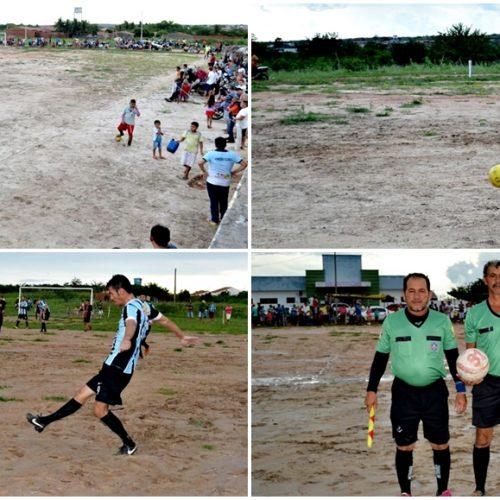 ALEGRETE 27º CAMPEONATO│Vitória empata com Boca Juniors e Malhada Alta vence em jogos da semifinais