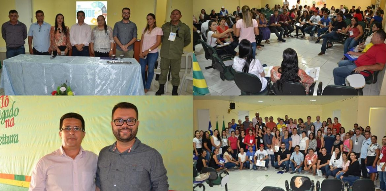 Melhorias na área da saúde de Caldeirão Grande do Piauí são debatidas entre gestão e comunidade
