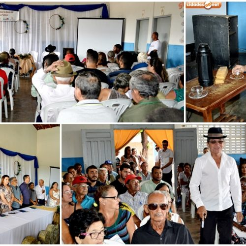 3ª Conferência Municipal dos Direitos da Pessoa Idosa é realizada em Inhuma; veja fotos