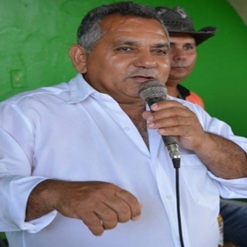 Teodorinho toma posse como prefeito de Bocaina