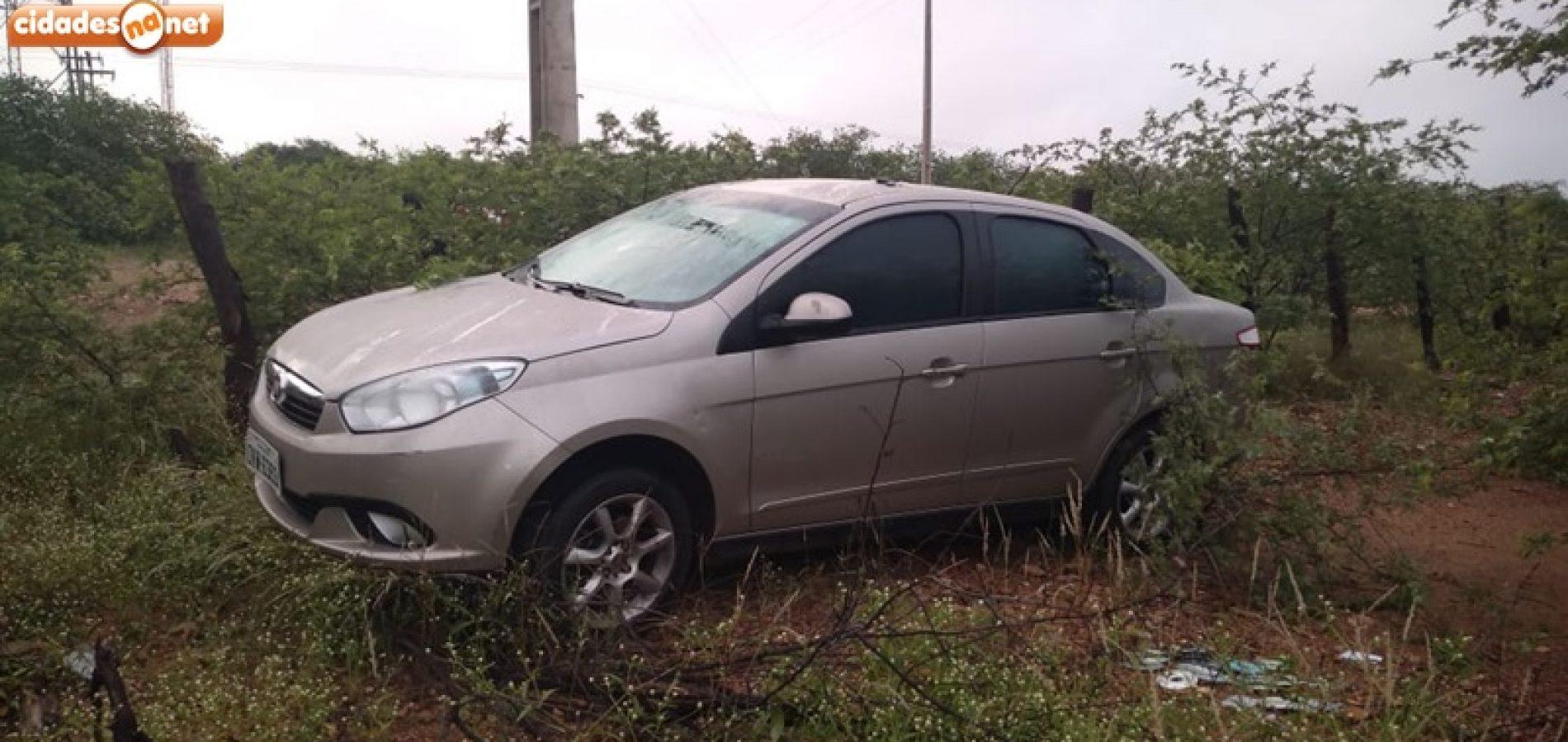 Bandidos assaltam secretário e levam carro da vítima em Patos do Piauí