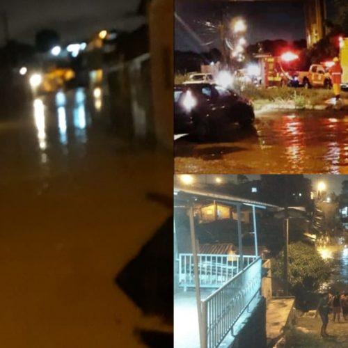 Correnteza destrói 30 casas em Teresina; sobe para 3 o número de mortos