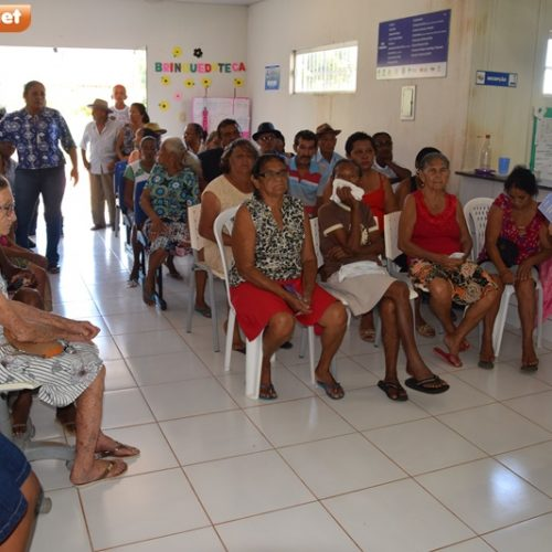 Com UBS lotada, Saúde de Picos comemora Dia Nacional de Combate à Hipertensão Arterial