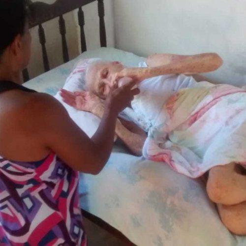 Idosa de 100 anos descobre que 'já morreu' e deixa de receber aposentadoria no Piauí