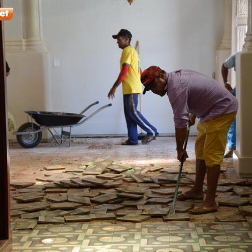 Bispo atende recomendação do MP e suspende obras na Catedral de Picos