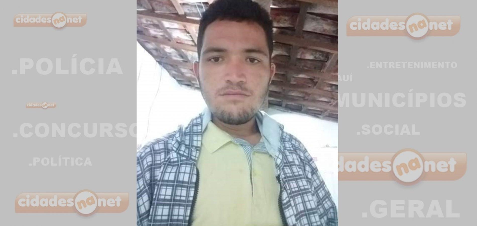 Jovem desaparecido em Picos é encontrado no bairro Junco