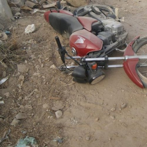 Homem morre em acidente ao voltar de velório no Piauí