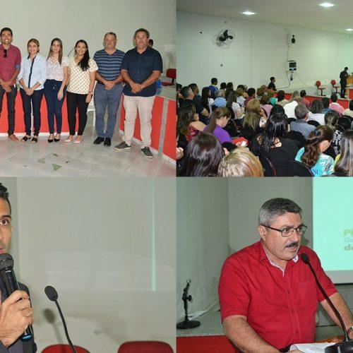Audiência Pública sobre o Plano Municipal de Gerenciamento Integrado de Resíduos Sólidos é realizada em Simões
