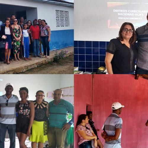 Capacitação para Gestores, Professores e Líderes das Comunidades Quilombolas é realizada em Caridade do Piauí