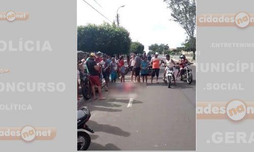 Cidade do Piauí registra dois homicídios em menos de três horas na Sexta-Feira Santa