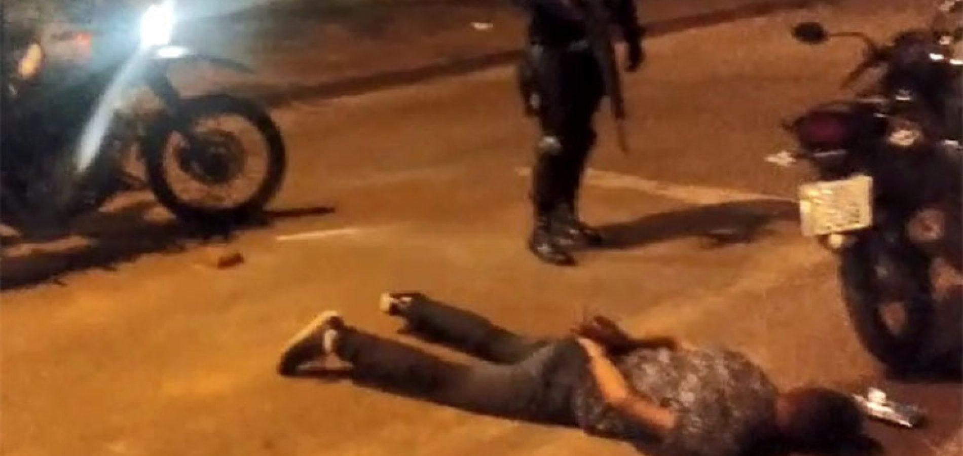 Preso no DF suspeito de participar de esquartejamento de corpos no Piauí