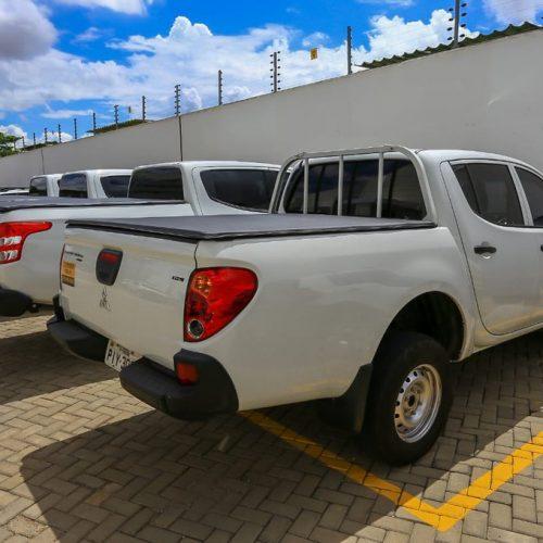TRE faz entrega de 29 veículos para cartórios do Piauí