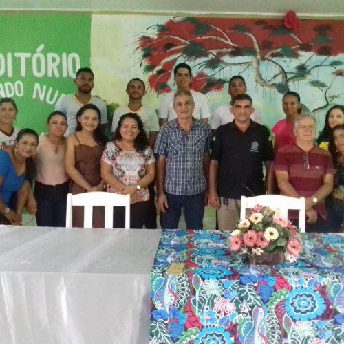 Em Curral Novo, agentes de saúde são capacitados para o trabalho com as famílias