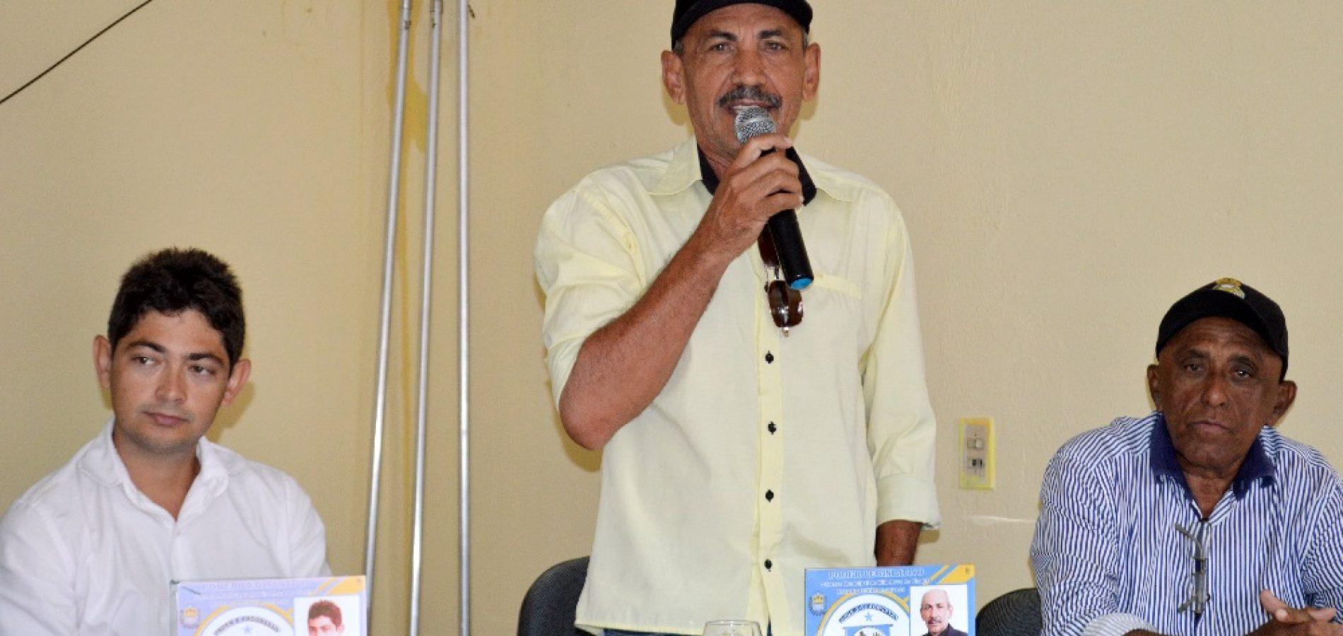 Em sessão ordinária, vereador Adelino pede roço e recuperação de estradas de Vila Nova. Veja!