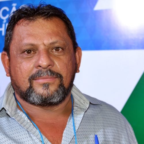 Prefeito Ademar, de Belém do Piauí, participa de Congresso das Cidades