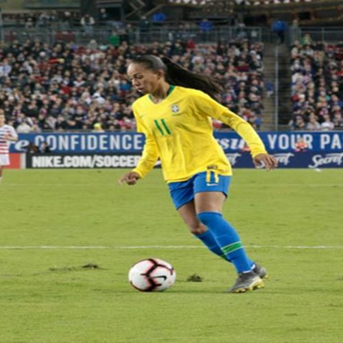 Adriana é convocada e coloca Piauí pela primeira vez na Copa do Mundo