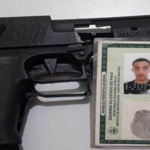 Ladrão é espancado após tentar roubar vigia com arma falsa no Piauí
