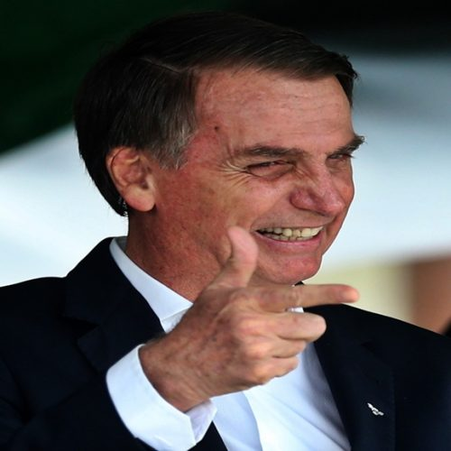 Só mudo se for cassado, diz Bolsonaro sobre o seu estilo de governar o país