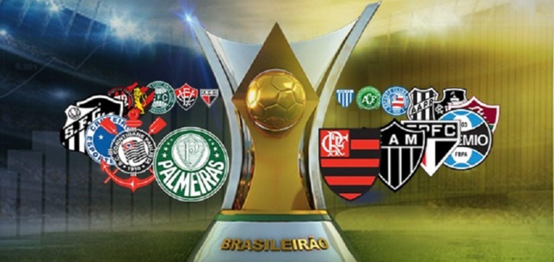 Veja a classificação do Brasileirão após os jogos deste domingo