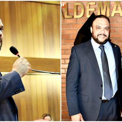 Ziza Carvalho é empossado deputado estadual; prefeito de Inhuma prestigia solenidade