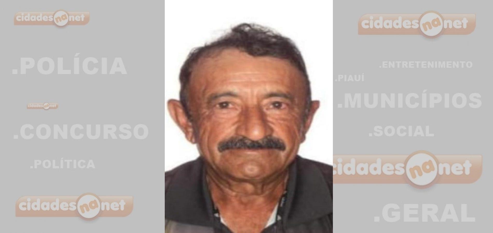 Foragido da justiça de São Paulo é preso em Picos