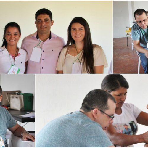 Oficina Ortopédica do CEIR atende 135 pacientes de Campo Grande do Piauí