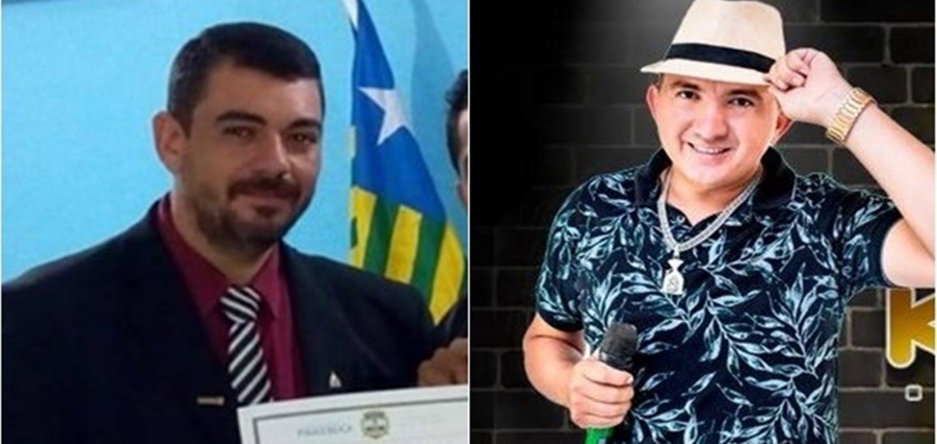 Vídeo: vereador e esposa sobem em palco e irritam cantor durante show no Piauí