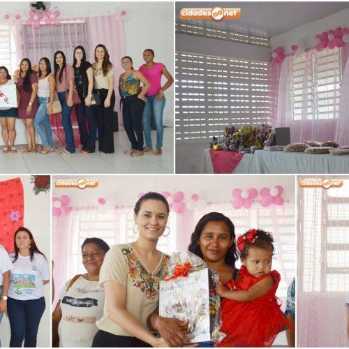 Secretaria de Assistência Social promove café da manhã em homenagem as mães em Jaicós