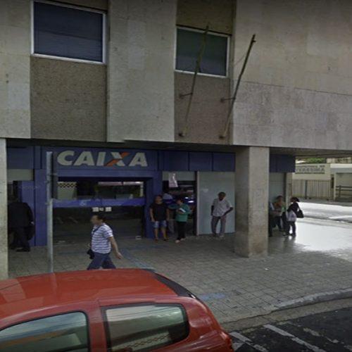 Suspeito de sacar dinheiro de idosa é preso em frente a banco
