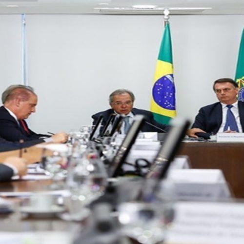 Governadores do nordeste entregam carta com pleitos ao presidente da República