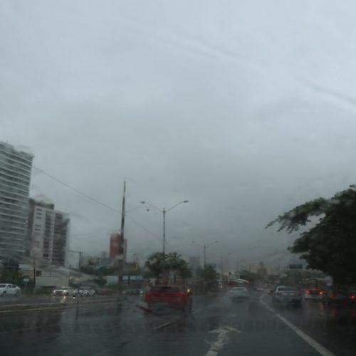 Teresina tem 2º maior volume de chuvas entre capitais em janeiro