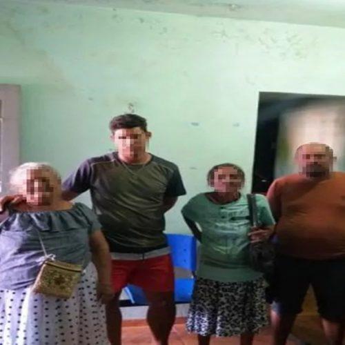 Ciganos são presos dentro de banco tentando sacar benefícios do INSS com documentos falsos