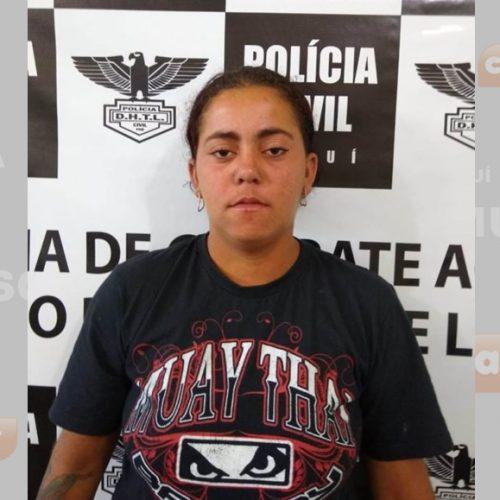 Mulher condenada a 10 anos é presa durante ação no Piauí