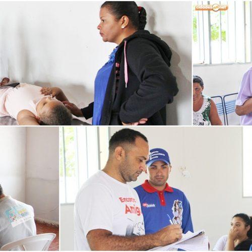 Programa Passo à Frente presta 190 atendimentos a pacientes de Massapê do Piauí
