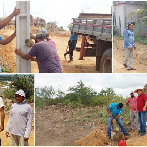 Prefeitura de Padre Marcos investe em melhorias na iluminação pública do município