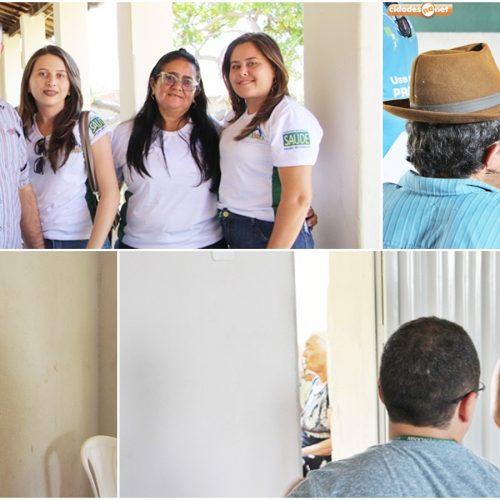 Oficina do Centro Integrado de Reabilitação beneficia pacientes de Belém do Piauí