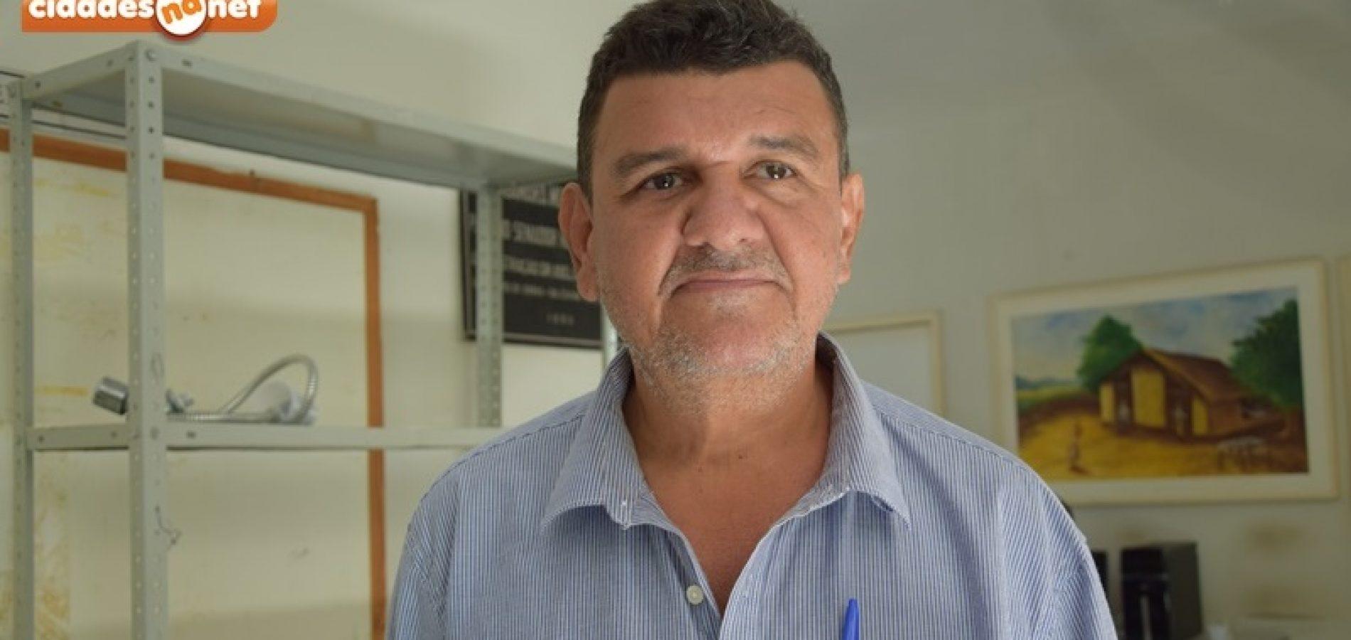 Vereador Simão Carvalho é transferido para o Hospital São Marcos em Teresina