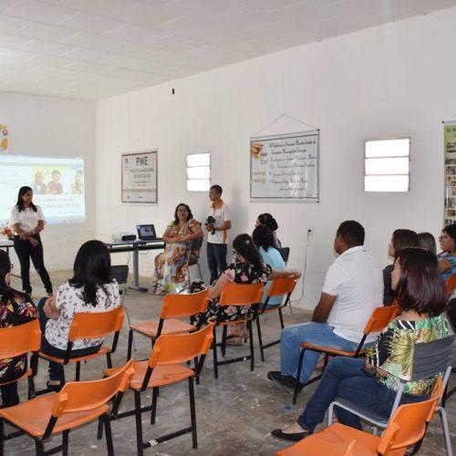 Em Francisco Macêdo, BNCC é tema de formação para professores da Educação Infantil. Fotos!