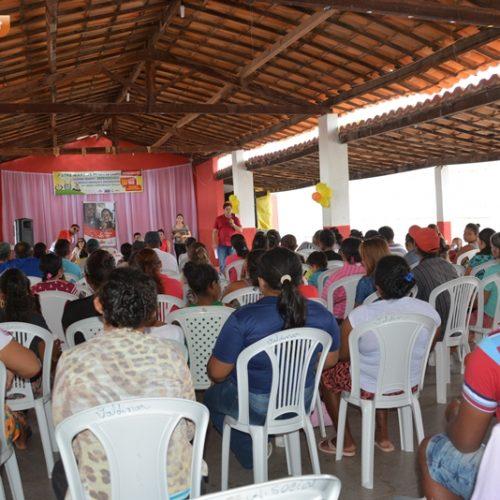 Criança Feliz é apresentado á beneficiários e Bolsa Família tem 27 novos contemplados em Padre Marcos