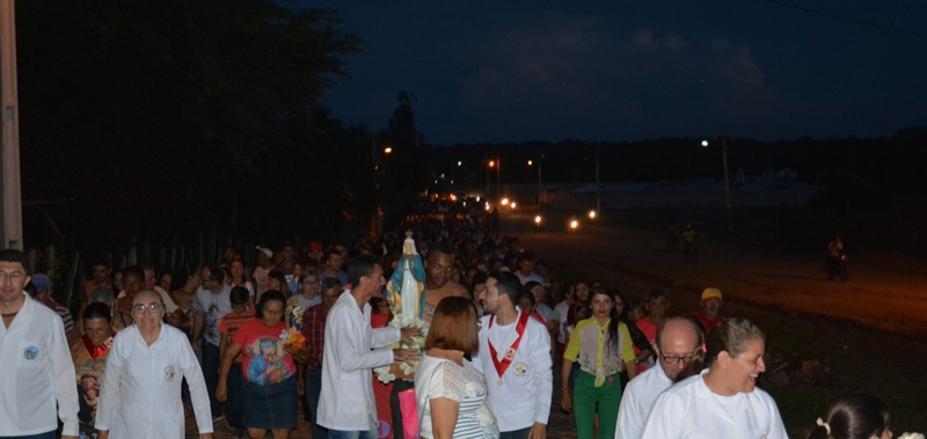 FOTOS | I Romaria Mariana em Padre Marcos
