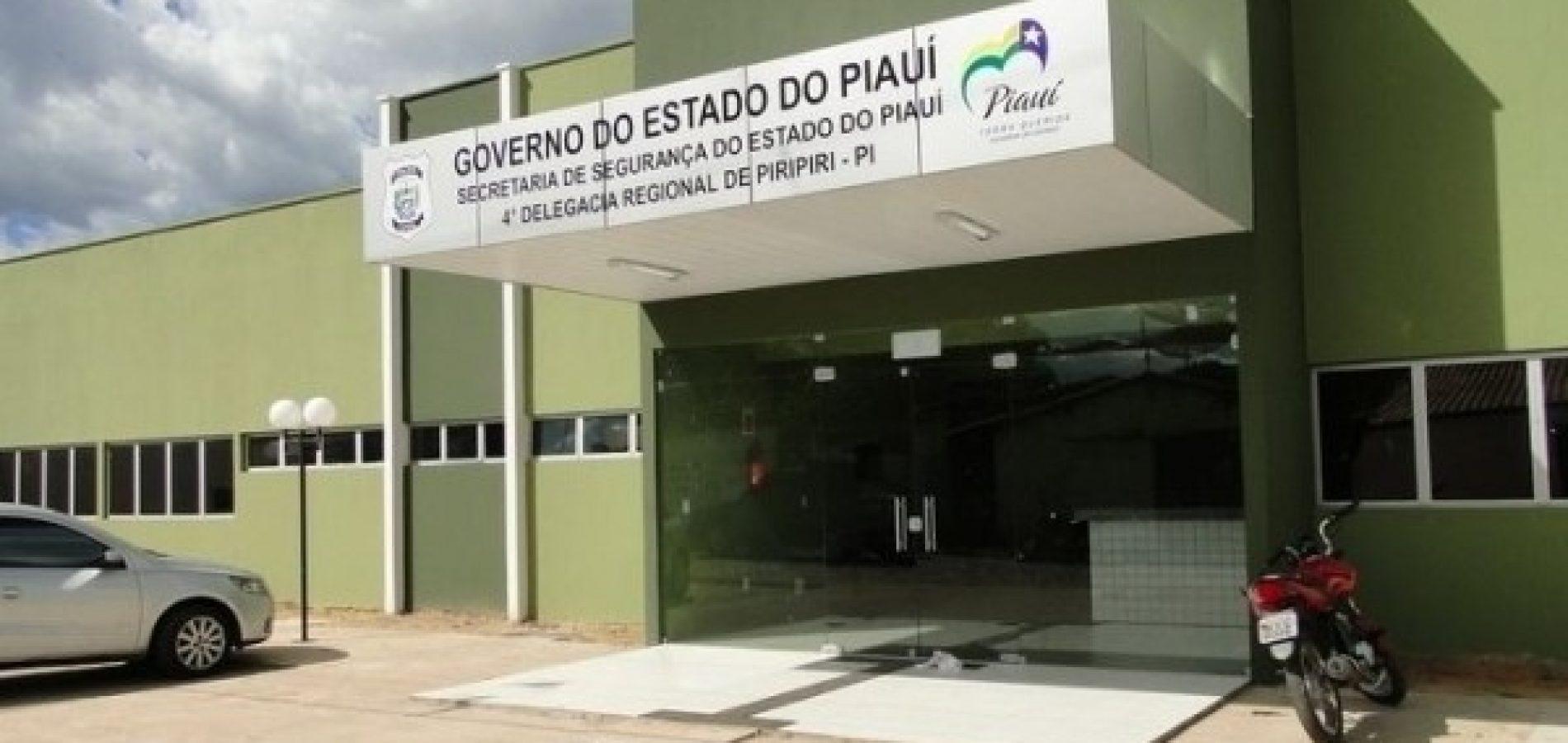 Suspeito de matar presidiário no Piauí é detido em operação da Polícia Civil