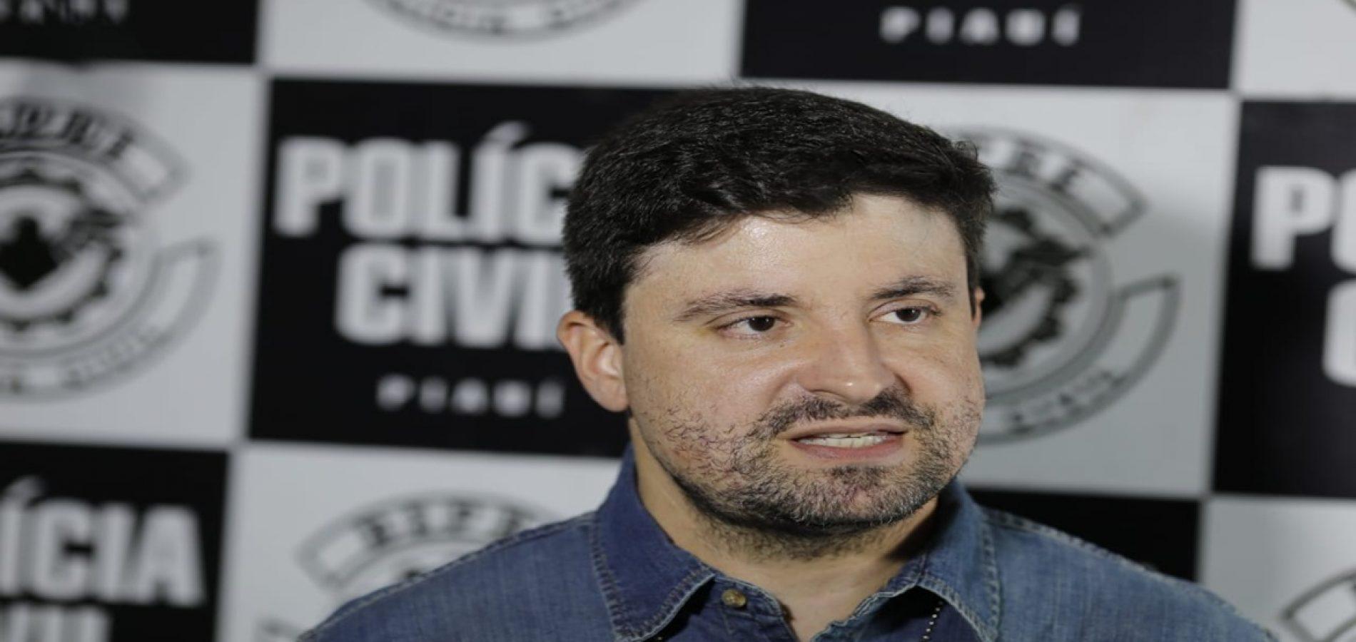 Casal é preso acusado de distribuir drogas em cidade do Piauí
