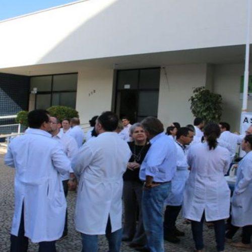 HGV será o hospital mais afetado com a paralisação de 750 médicos no Piauí