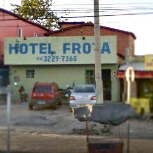 Filho esfaqueia o próprio pai após briga por terreno em hotel no Piauí