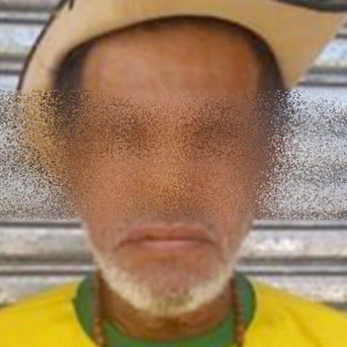 Idoso suspeito de ter cometido estupro em Valença do Piauí é preso no Ceará