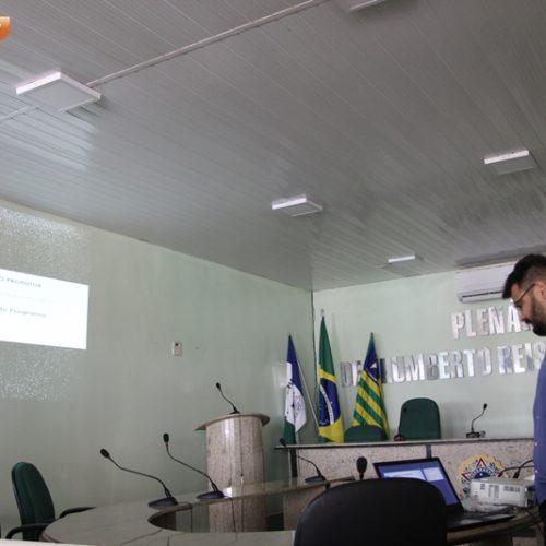 Prefeitura de Jaicós realiza audiência de avaliação do anteprojeto para elaboração da LDO 2020